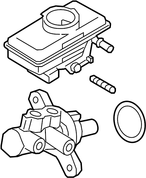 Mazda MX-5 Miata Brake Master Cylinder. Leak, Repair