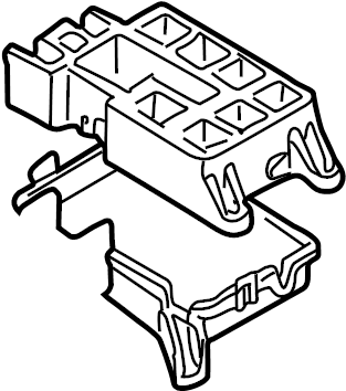 Mazda 626 Fuse Box. ELECTRICAL, Telematics, Main, Lighting