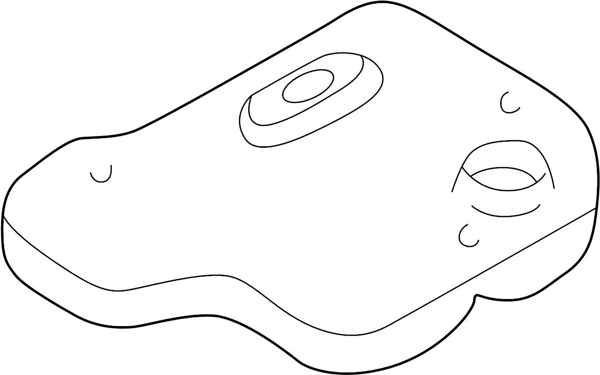 Mazda 626 Transmission Filter. LITER, TRANSAXLE, ENGINE