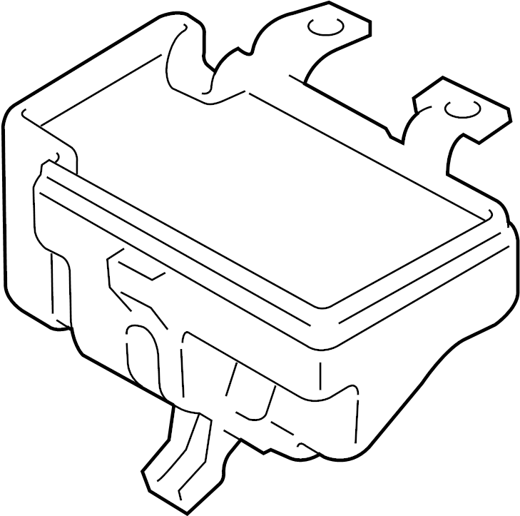 Mazda 6 Fuse Box Cover. COMPARTMENT, ENGINE, ELECTRICAL