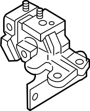 Mazda 6 Manual Transmission Mount. ENGINE, Replace, LITER
