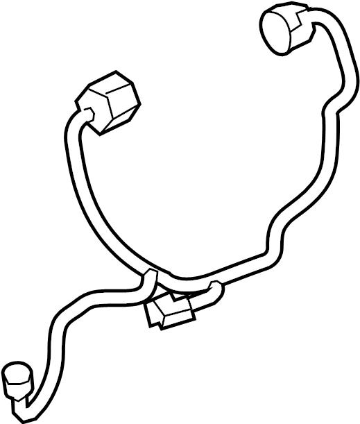 Mazda 6 Headlight Socket. XENON, 2011-13. FRONT