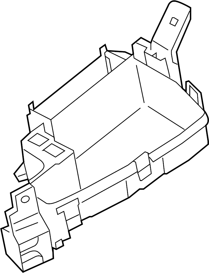 Mazda CX-5 Fuse. Under. (Lower). ENGINE COMPARTMENT. FUSE