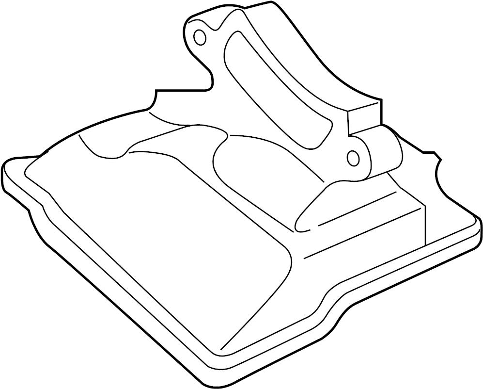 Mazda 6 Transmission Filter. LITER, ENGINE, TRANSAXLE