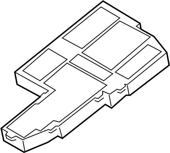 Mazda CX-5 Fuse and Relay Center. ENGINE COMPARTMENT. FUSE