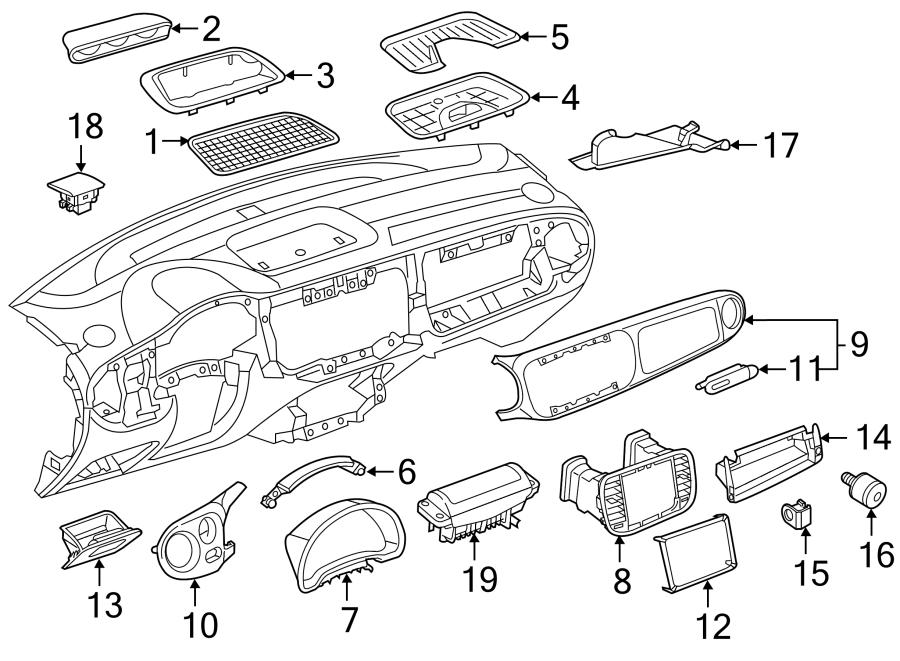 Volkswagen Beetle Convertible Insert. Tray mat. Beige