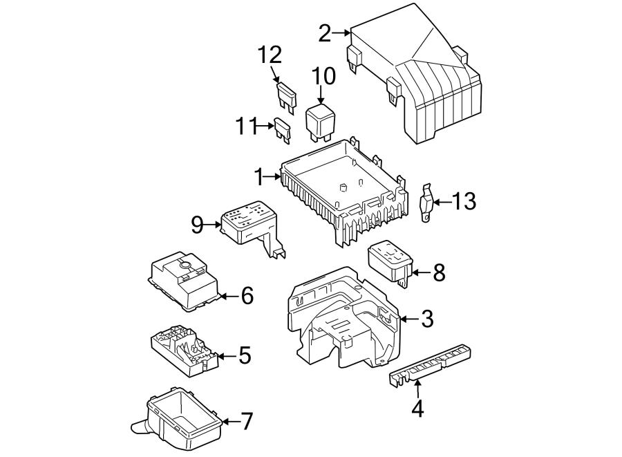 [DIAGRAM] 1998 Passat Wagon Fuse Diagram FULL Version HD
