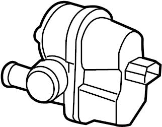 Volkswagen Jetta GLI Pump. Detection. Leak. System