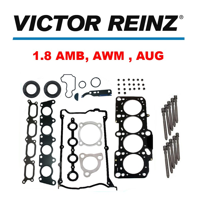 OEM Cylinder Head Gasket Set with Bolts VW Audi And TURBO
