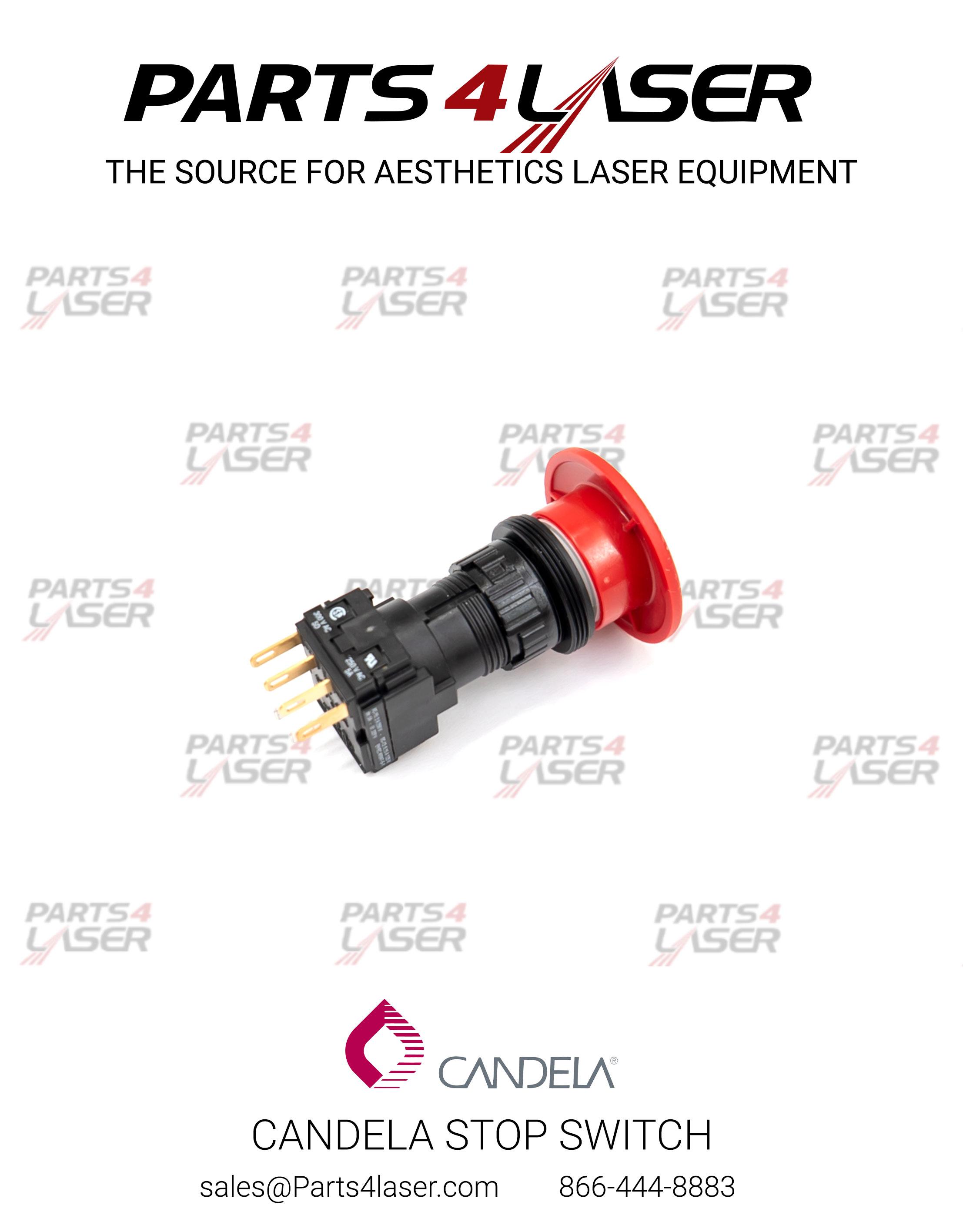 Candela Stop Switch Parts4laser