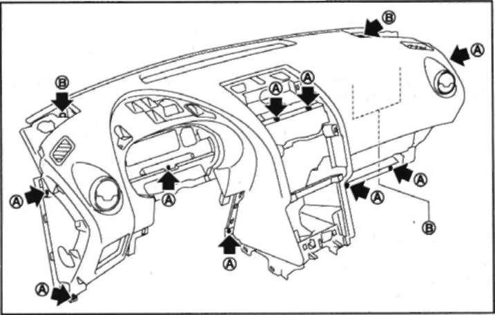 Руководство по ремонту Nissan Qashqai (Ниссан Кашкай) 2007