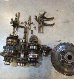 2007 mazda mazdaspeed 3 6 speed manual transmission internals ebay [ 3072 x 2304 Pixel ]