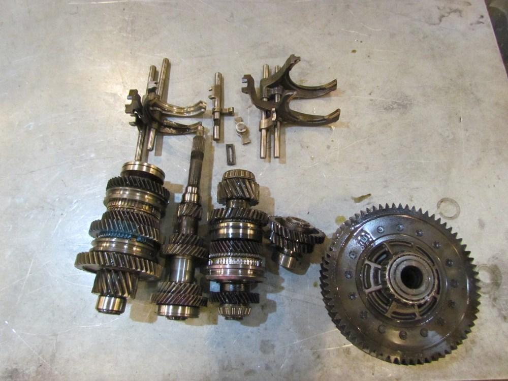 medium resolution of 2007 mazda mazdaspeed 3 6 speed manual transmission internals ebay