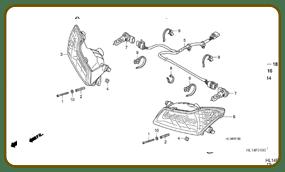 Honda Big Red Muv Parts Diagram. Honda. Auto Wiring Diagram