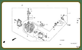 Honda BigRed MUV700 OEM Parts