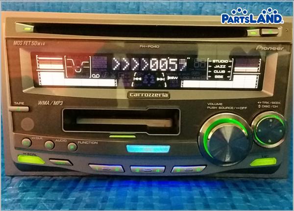 希少 CD/カセット Carrozzeria CD-R/RW 50WX4 MP3| ガレージオフ 八王子堀之内店