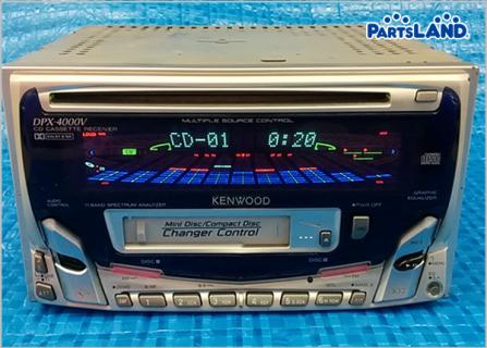 KENWOOD DPX-4000V DOLBY B NR| ガレージオフ 八王子堀之内店