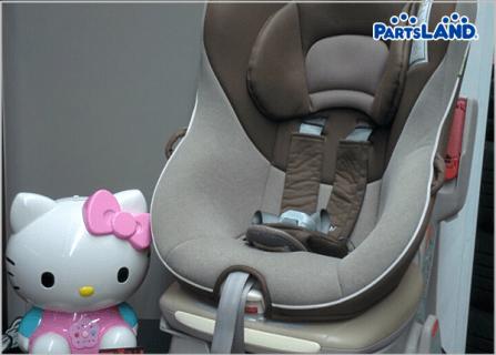 Combi ゼウスターンユーロ チャイルドシート 新生児 Hello Kitty 🎀| ガレージオフ 八王子堀之内店