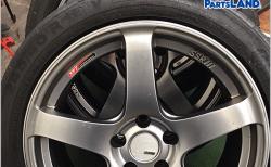 SSR GTV01/Continental 245/40R18 ランエボX| ガレージオフ 八王子堀之内店