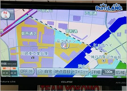 イクリプス SDナビ AVN-z05iw フルセグ Bluetooth| ガレージオフ 湘南平塚店