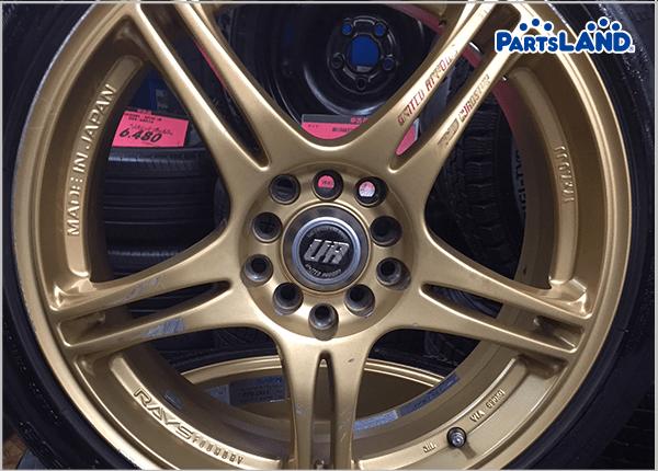 RAYS VOLK RACING S-05 E-STAR 17×7J+48| ガレージオフ 八王子堀之内店