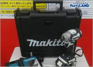 マキタ インパクトドライバ TD170DRGXW| ガレージオフ 秦野店