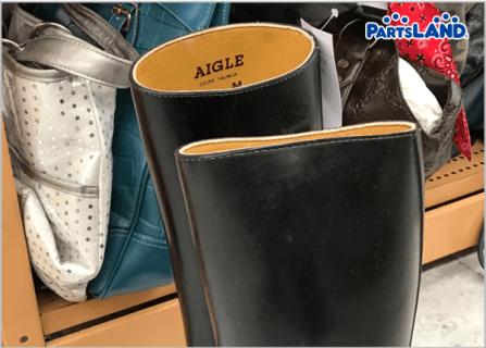 #aigle 長靴〜!| オフハウス 秦野店