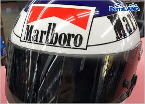 SHOEI  四輪用ヘルメット  X-FOUR  ジャンアレジ レプリカ| ガレージオフ 八王子堀之内店