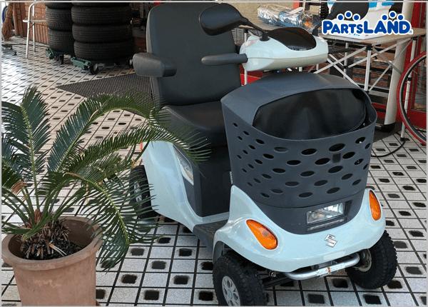 SUZUKI セニアカー ET-4D8 電動カート| ガレージオフ 八王子堀之内店
