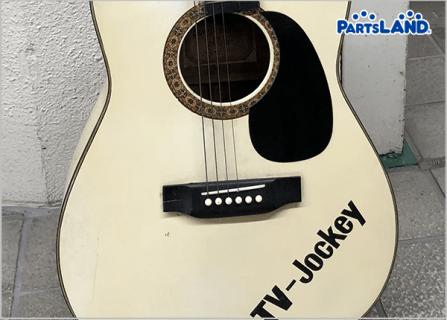 TV Jockey 白いギター 知ってますか?| ガレージオフ 湘南平塚店