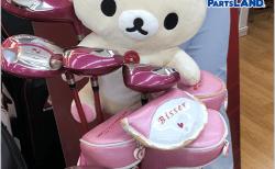 Bisser レディースセット コリラックマバージョン!| ガレージオフ 湘南平塚店