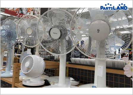 夏休みだょ!買取10%UP 扇風機お売り下さい!| ガレージオフ 湘南平塚店
