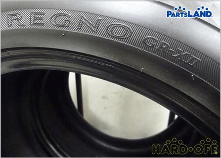 BRIDGESTONE  REGNO GR-Ⅱ 18インチ  ブリヂストン レグノ 225/50R18 2019年製| ガレージオフ 八王子堀之内店