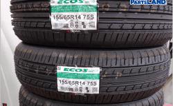 YOKOHAMA  14インチ  タイヤ:ECOS 155/65R14 2018年製| ガレージオフ 八王子堀之内店