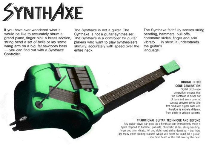 SynthAxe