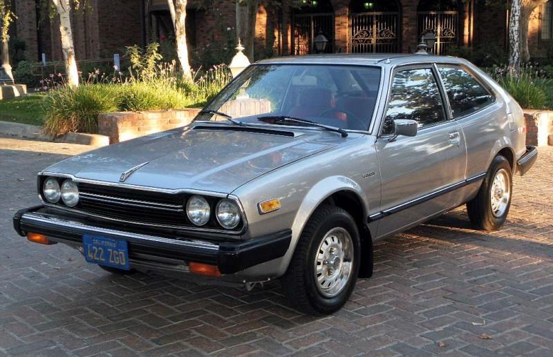 1980 Honda Accord Electrical Schematic