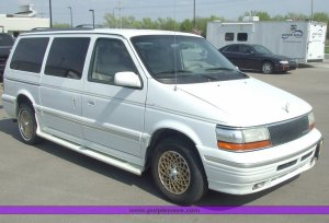 1994 Chrysler Town and Country  Partsopen