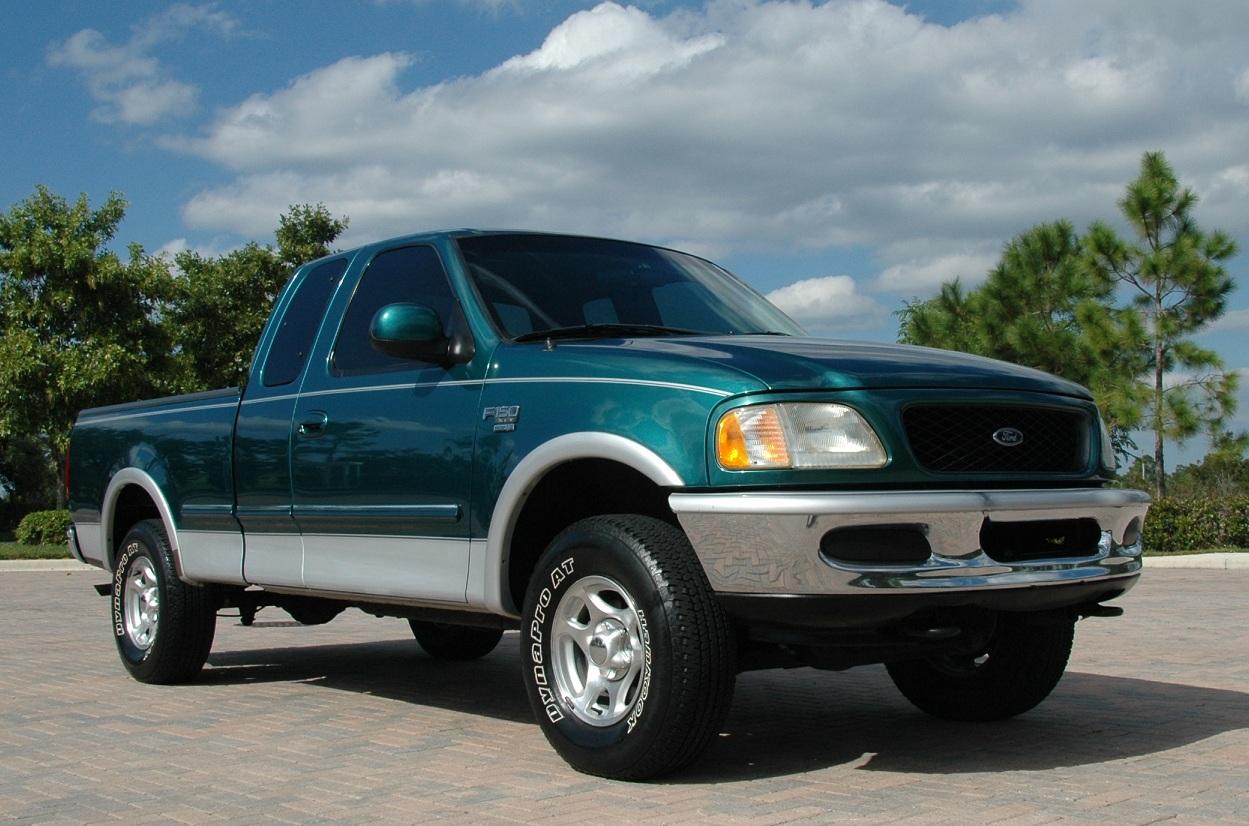 1998 Ford F 150 Accessories