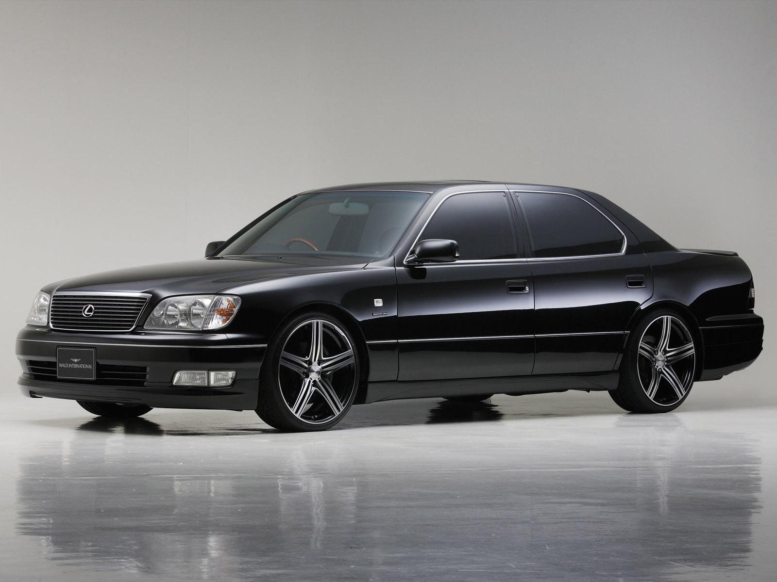 2000 Lexus LS Partsopen