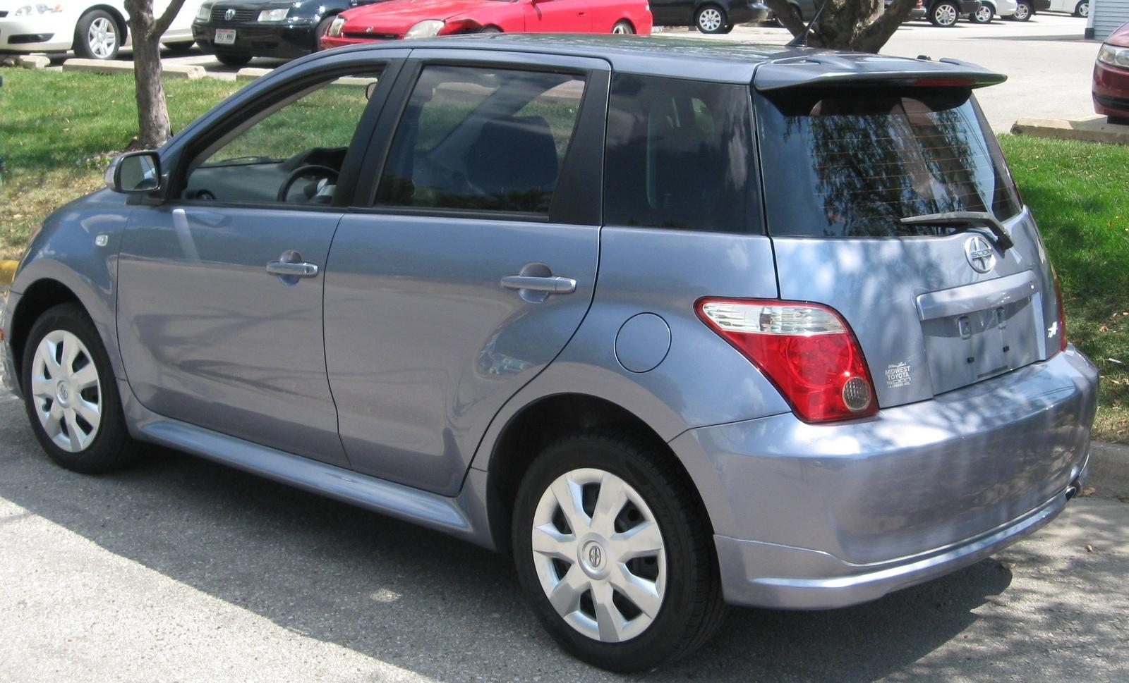 2006 Scion XA Partsopen