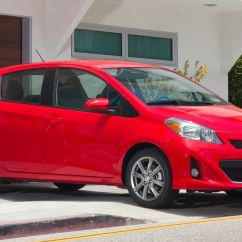 Toyota Yaris Trd 2013 Bekas Grand New Avanza 1.5 G M/t Limited Partsopen