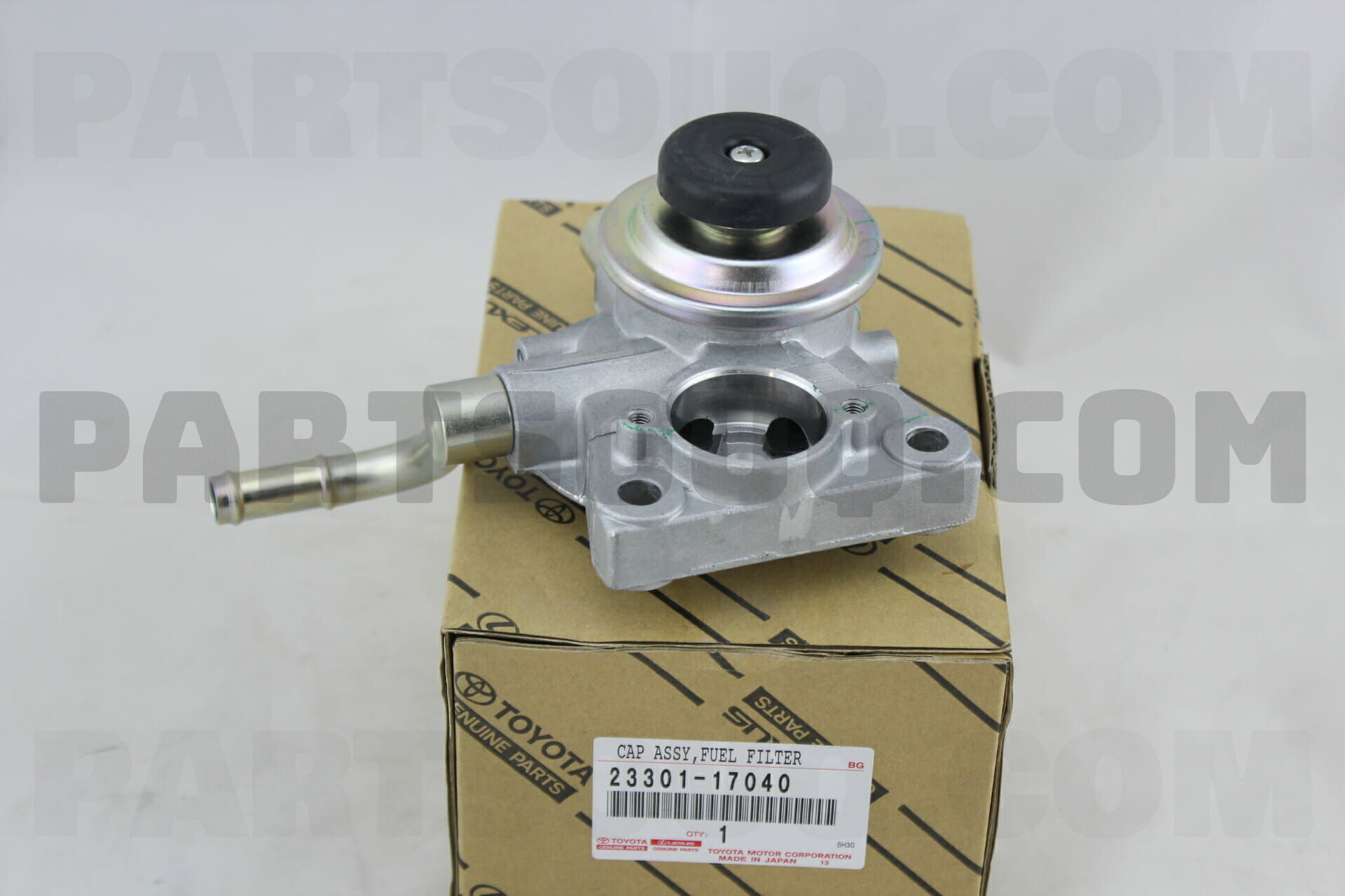 hight resolution of toyota 2330117040 cap assy fuel filter