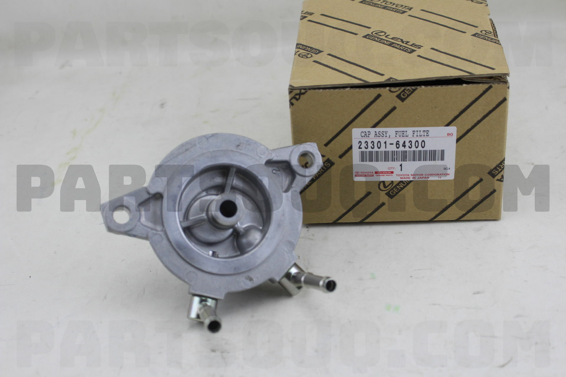 hight resolution of toyota 2330164300 cap assy fuel filter