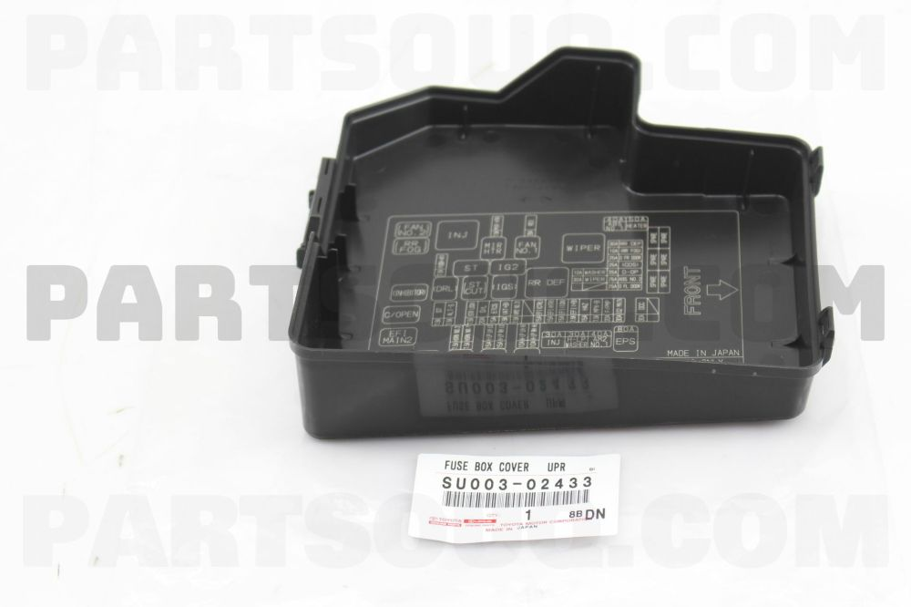 medium resolution of toyota fuse box price wiring diagram ebook toyota corolla fuse box price toyota fuse box price