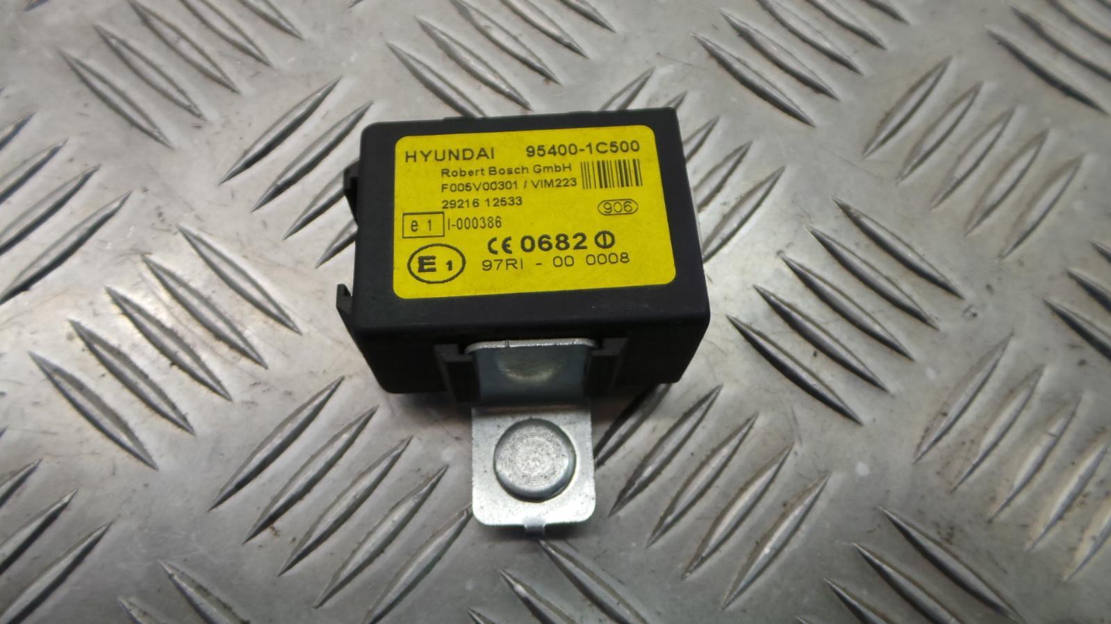 hight resolution of 2 of 12 2003 hyundai getz 1 3 petrol manual ignition kit engine ecu fuse box