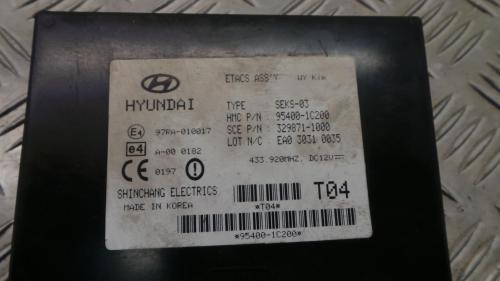 small resolution of 8 of 12 2003 hyundai getz 1 3 petrol manual ignition kit engine ecu fuse box
