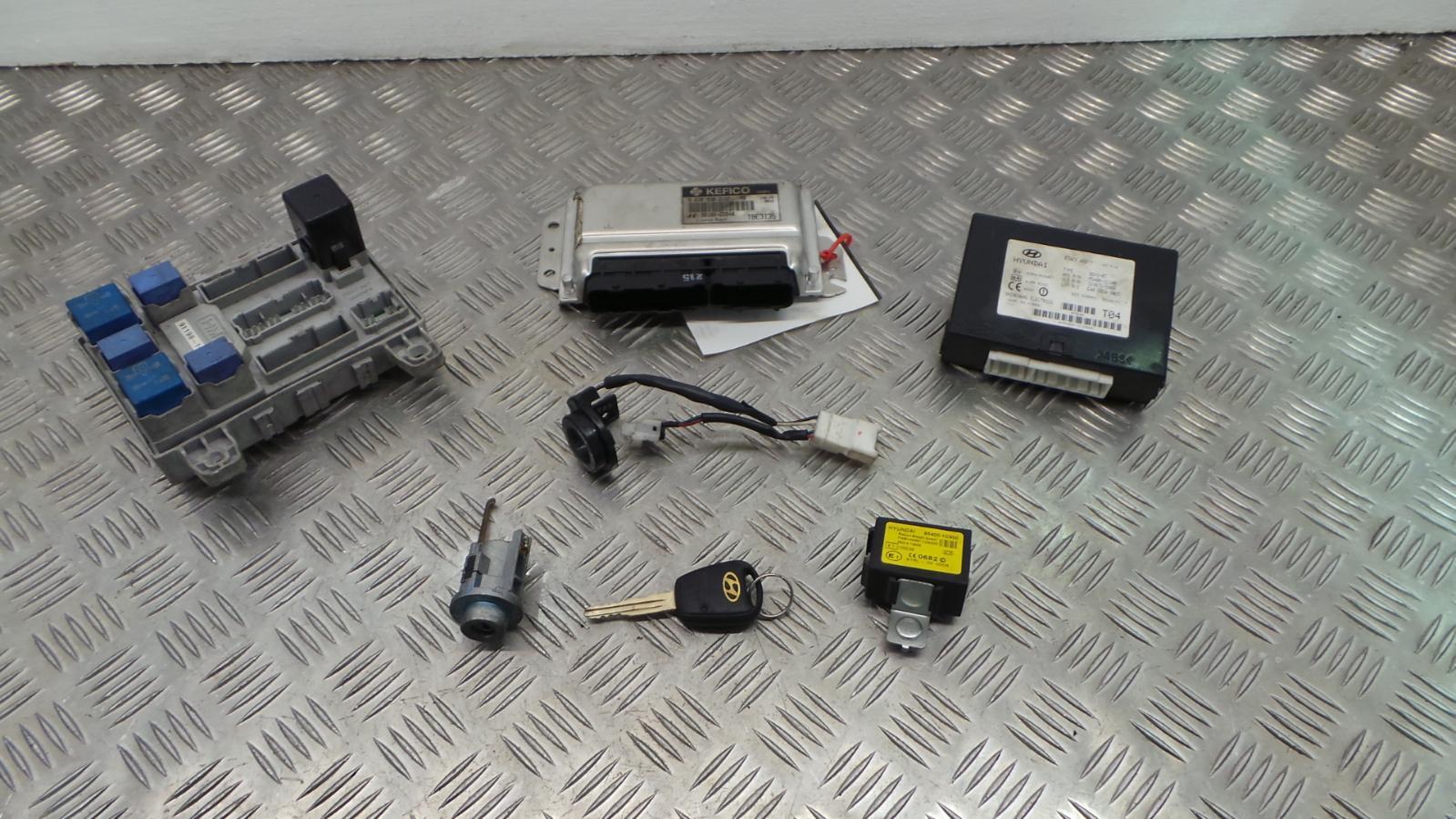 hight resolution of 2003 hyundai getz 1 3 petrol manual ignition kit engine ecu fuse box