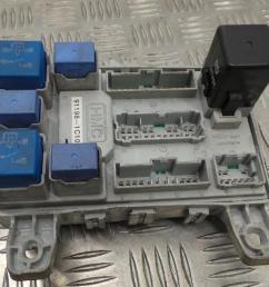1 of 12free shipping 2003 hyundai getz 1 3 petrol manual ignition kit engine ecu fuse box [ 1599 x 899 Pixel ]