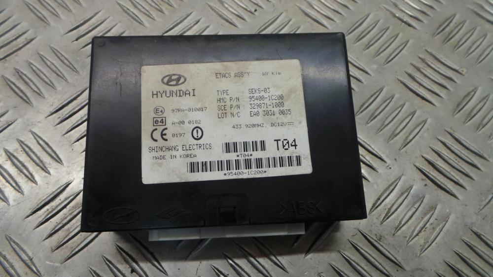 medium resolution of 11 of 12 2003 hyundai getz 1 3 petrol manual ignition kit engine ecu fuse box