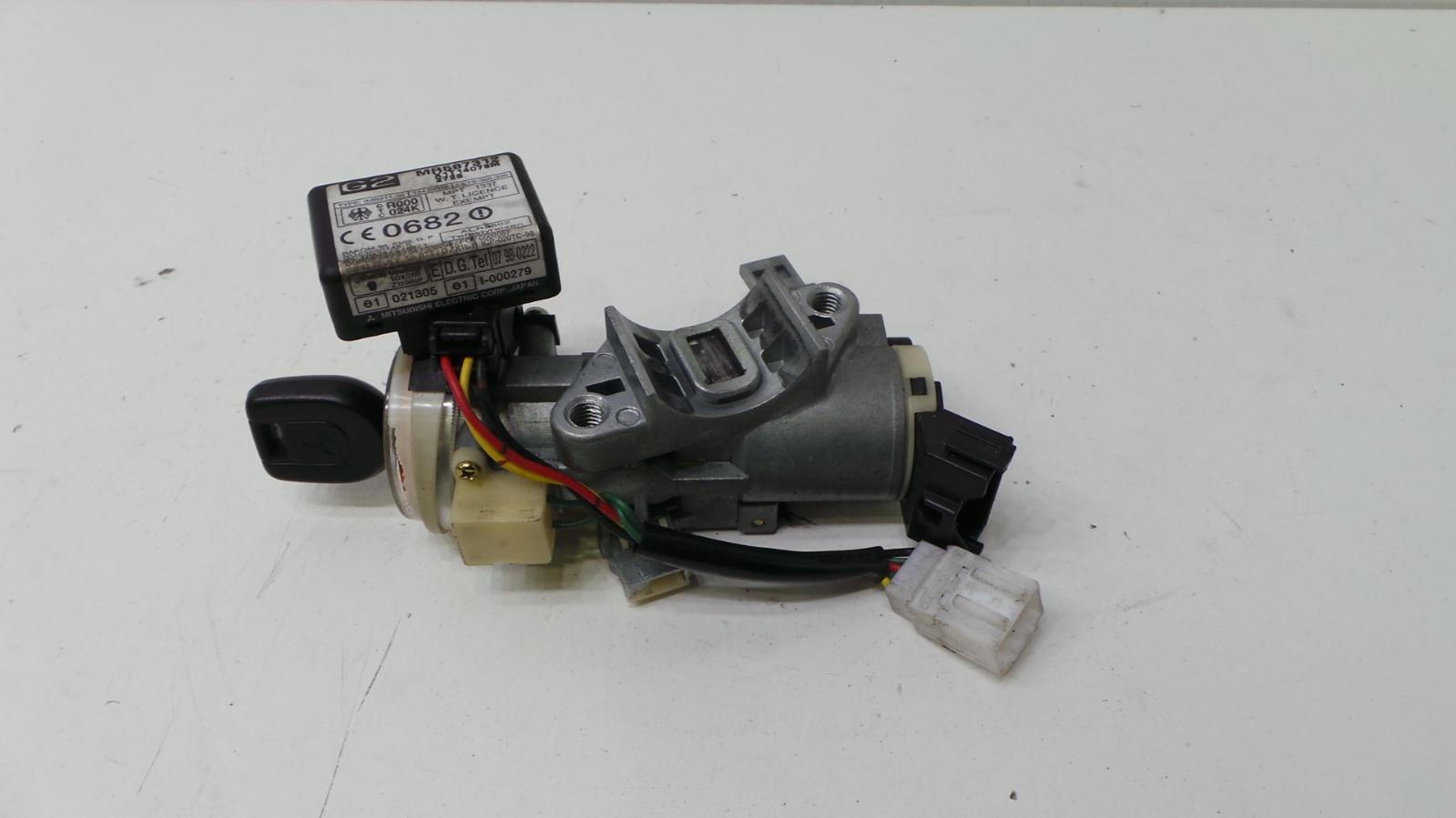 2003 mitsubishi shogun pinin 2 0 petrol auto ignition ecu